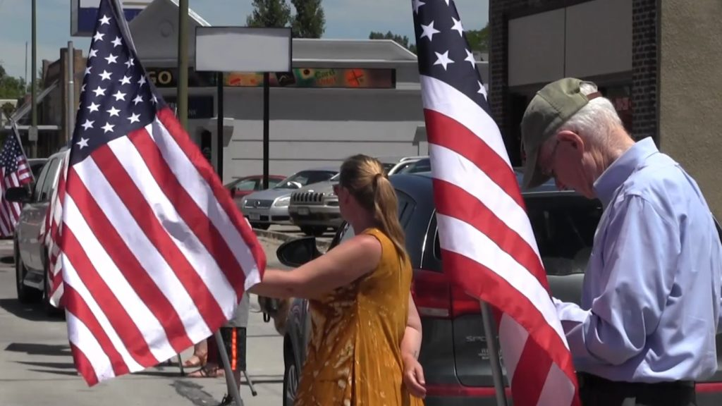 Patriot Guard Riders seeking flag line volunteers for NSP Trooper Jerry Smith