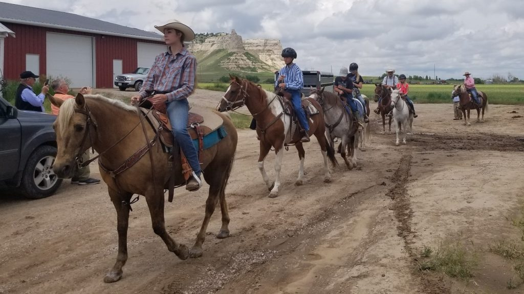 Legacy of the Plains to offer trail rides starting this weekend
