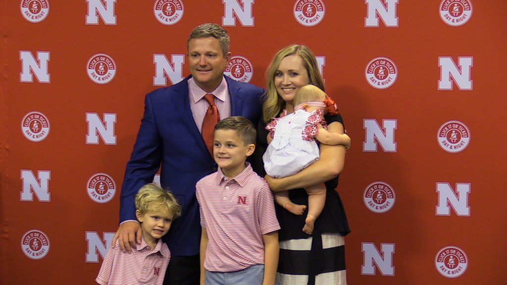 (WATCH LIVE) Nebraska Names Will Bolt Head Baseball Coach