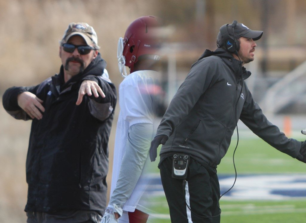 Jersild and Masters named coordinators at Chadron State