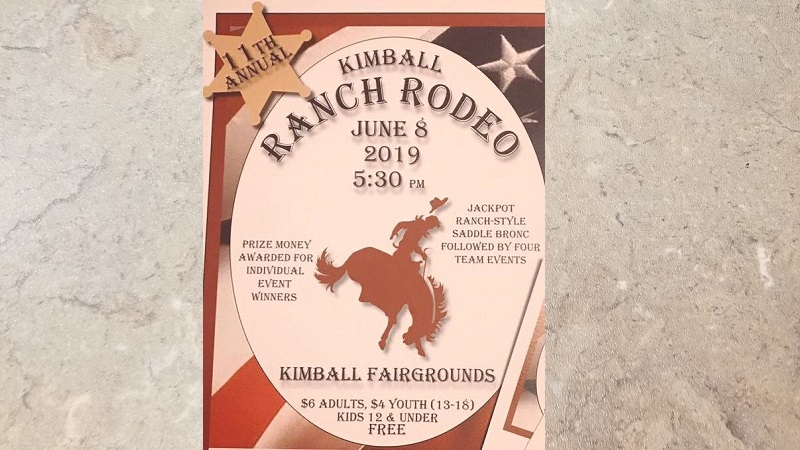 Kimball Ranch Rodeo among many local events driving tourism
