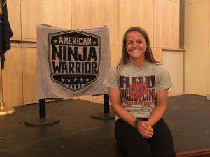 (AUDIO) Jahnke appears on NBC's American Ninja Warrior