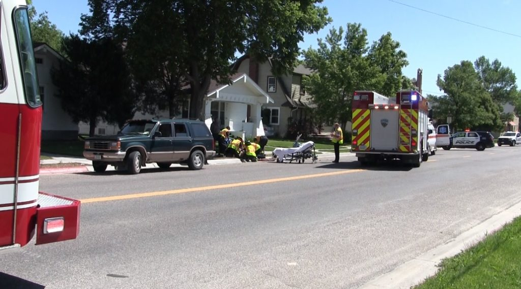 84-year-old motorcyclist injured in Scottsbluff accident