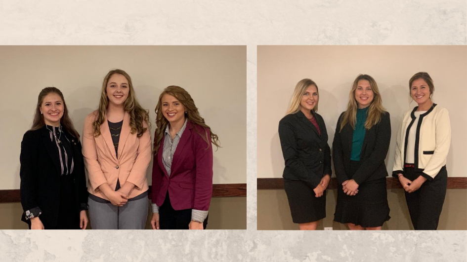 2019 Nebraska Beef Ambassador Contest Winners