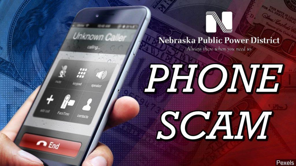 Phone Scam Targeting Panhandle NPPD Customers