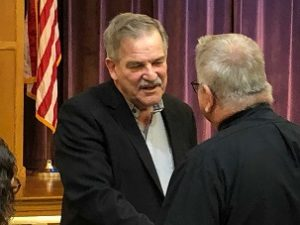 Farewell Reception held for retiring St. Paul Pastor