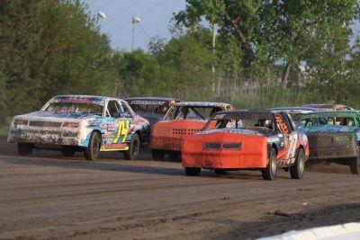Dawson County Raceway Results 6-2