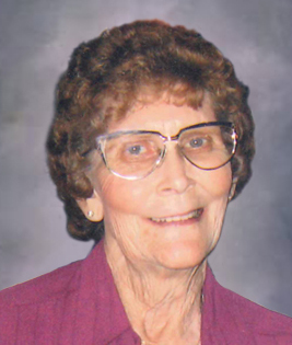 Zella Darlene Richman, 89 years of age, of Alma