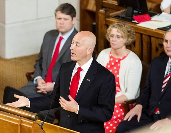 Gov. Ricketts Highlights Legislative Session Results