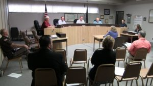 Scotts Bluff Co. Commissioners approve funds to help in the move of Japanese Hall