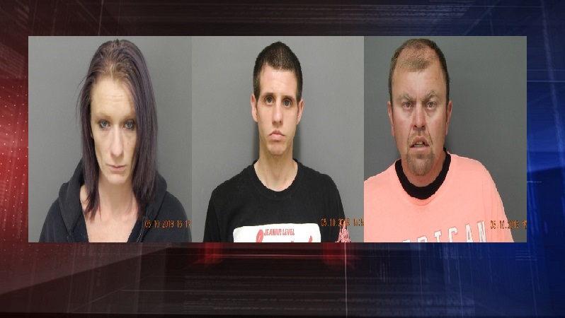 Three indicted stemming from May meth bust in Sidney