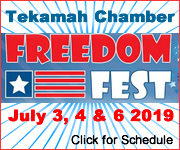 (AUDIO) Freedom Fest 3 set for 4th of July Weekend in Tekamah