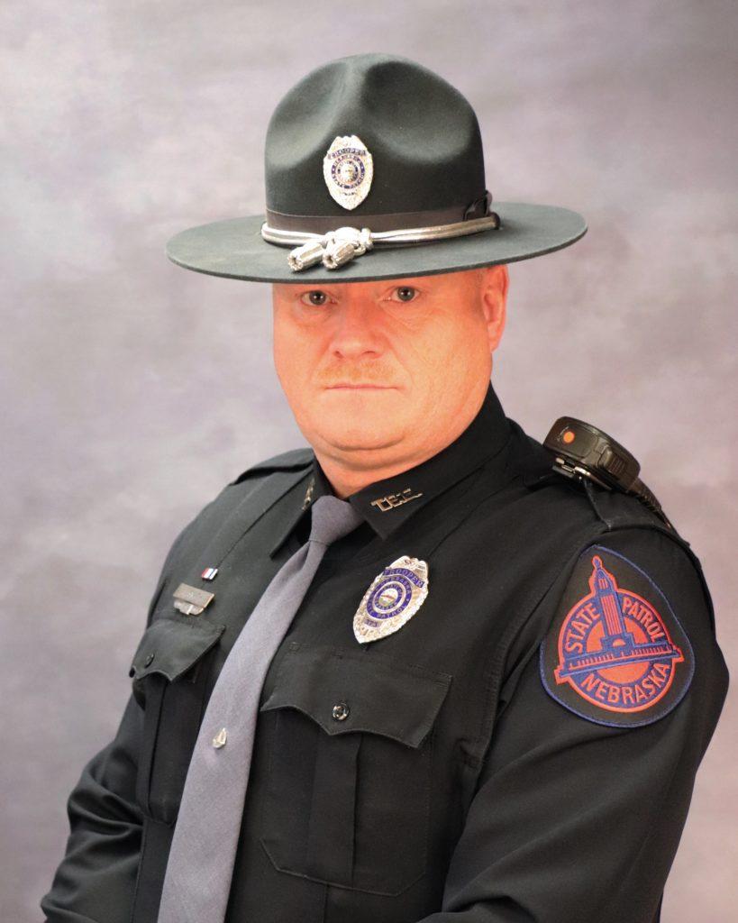 Memorial service set for Nebraska State Trooper Jerry Smith