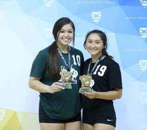 Area Athletes Compete in All Star Volleyball Match