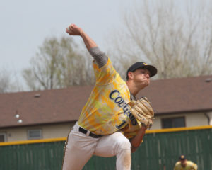 Alex Achtermann, former Cougar and Pioneer, drafted by Rockies