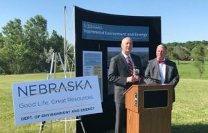 Gov. Ricketts Celebrates Merger of Two Agencies