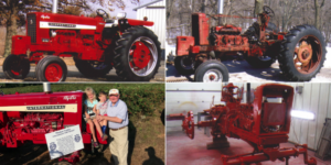 Secretary Perdue to Drive his International 656 Farmall Tractor in the Great Iowa Tractor Ride