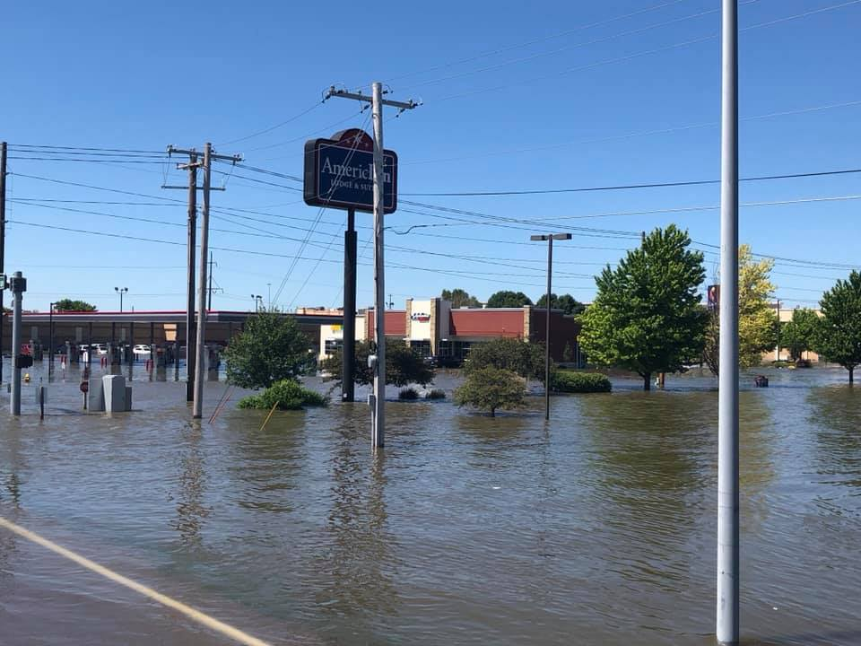 UNK offers temporary housing to Kearney area flood victims
