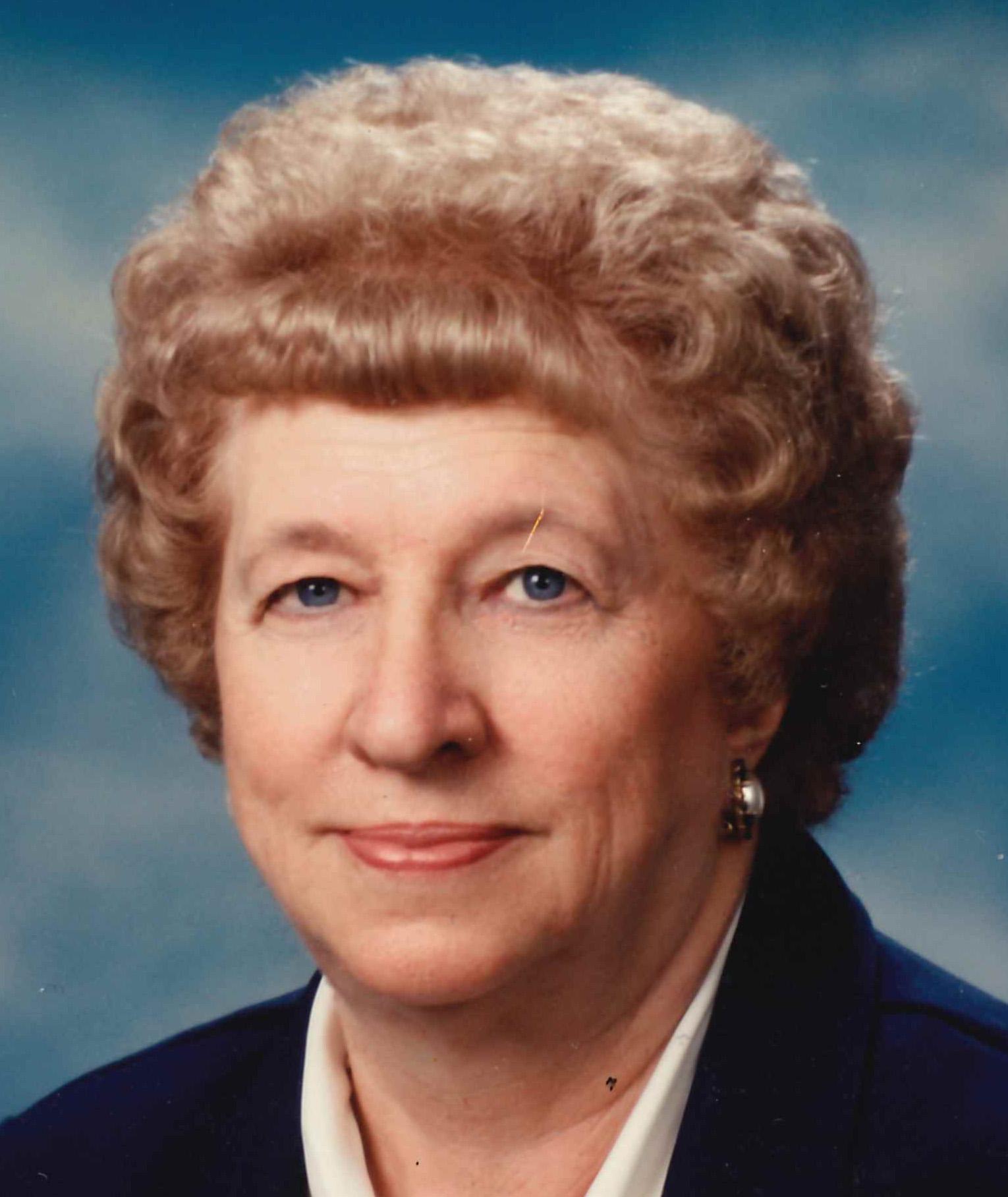 "Susie ""Darlene"" Burkholder, 90 years of age, of Holdrege"
