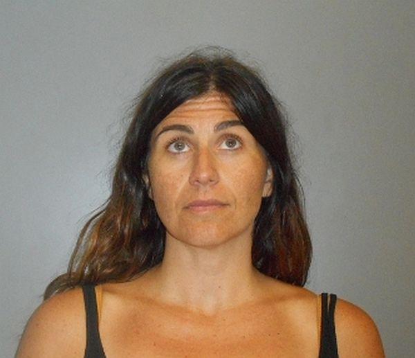 CA woman arrested in Dawson Co. traffic stop