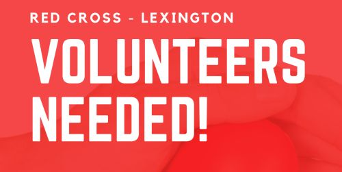 (Audio) Red Cross opens shelter at Lexington Senior High School