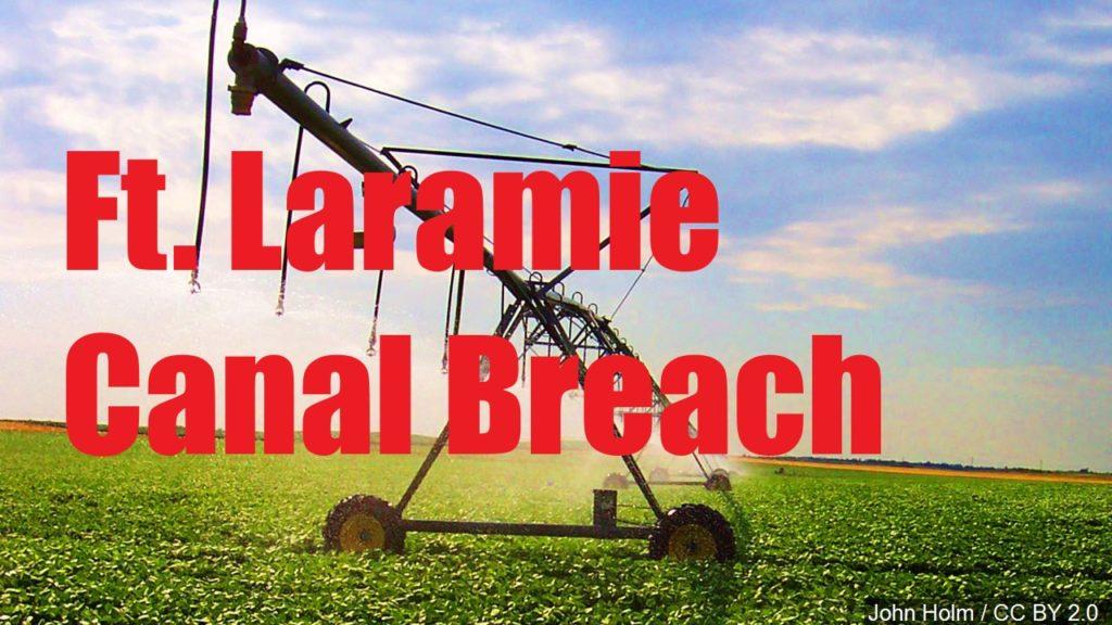 Canal breach threatens irrigation season for Nebraska, Wyoming Ag Producers