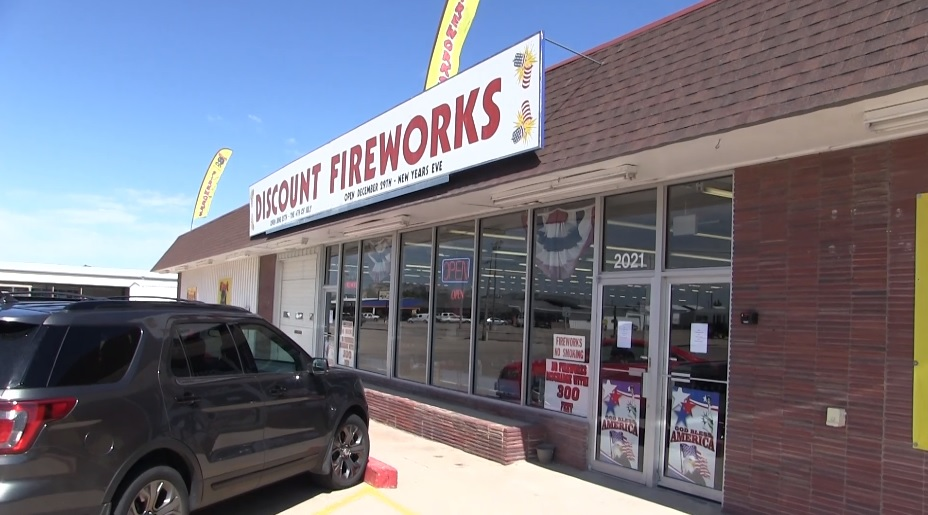 Firework sales enter home stretch