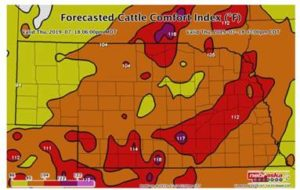 (AUDIO) Potential Heat Stress this Week