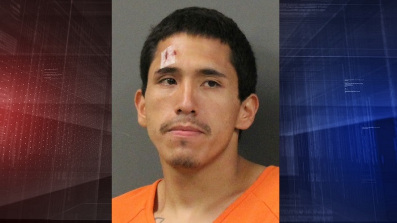 Scottsbluff man accused of holding knife to a man's neck during June robbery