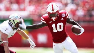 Spielman Snags Spot on Biletnikoff Award Watch List