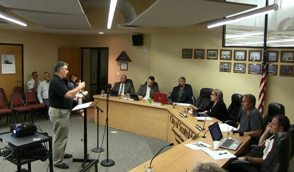 City of Scottsbluff Considering Application for Owner Occupied Rehabilitation Grant