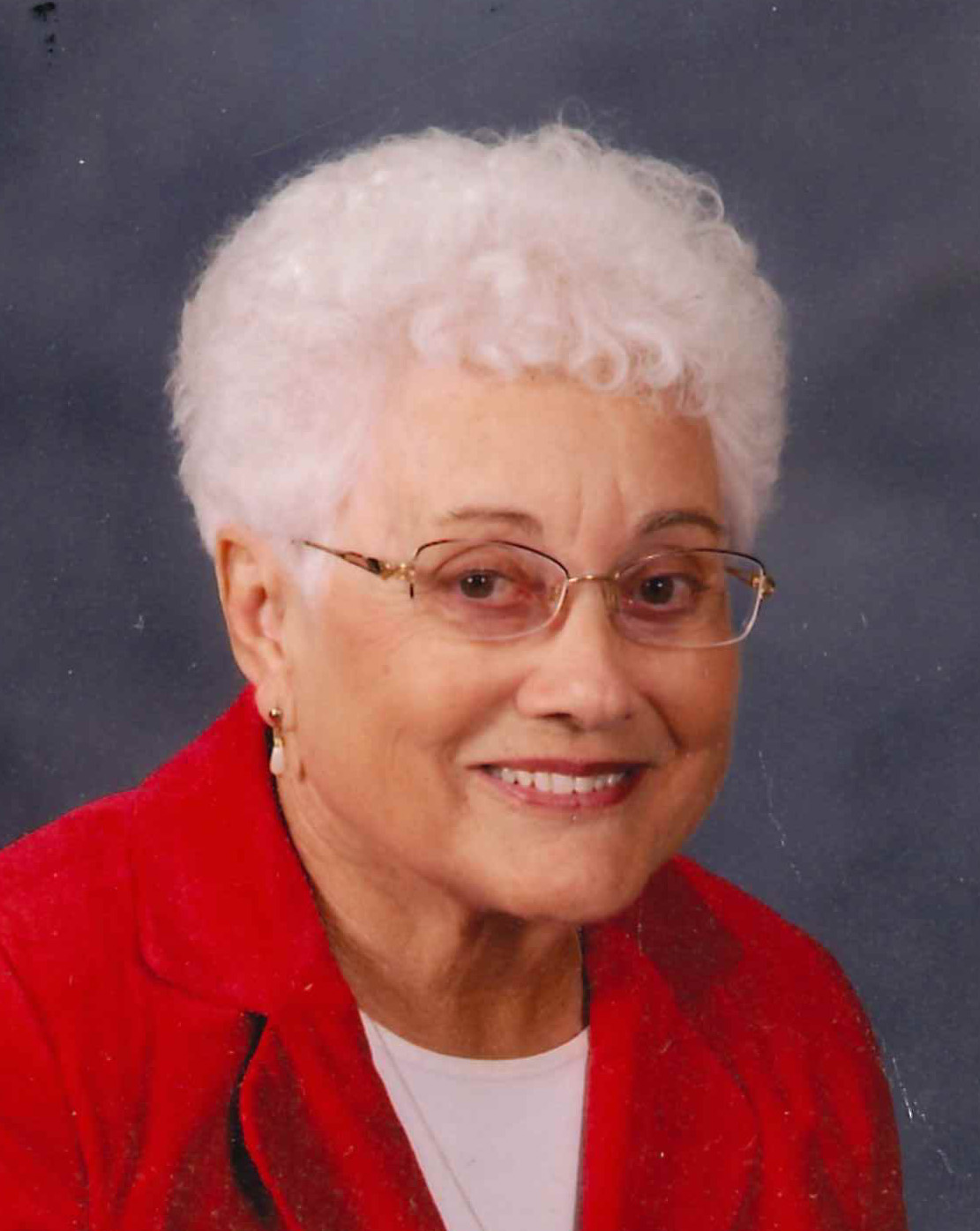 Ruth Lucille (Foster) Dutton-Louthan, 87 years of age, Kearney NE
