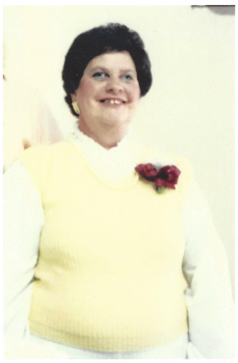 Marilyn E. Harwager age 83 of Arnold
