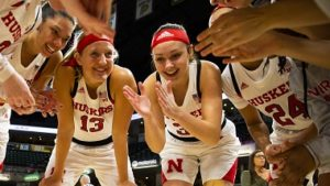 Husker Women to Face USC at South Point Shootout