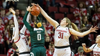 Huskers to Complete Non-Conference Schedule with Manhattan
