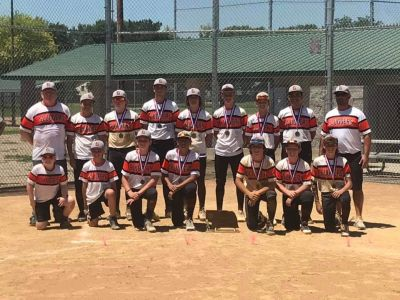 Lexington Sluggers Win Another State Title