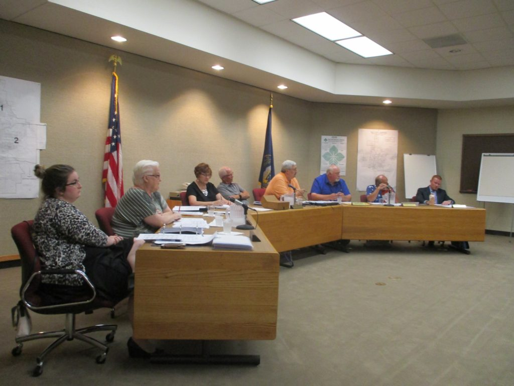 (AUDIO) Water Issue and More discussed at Tuesday night's West Point City Council Meeting