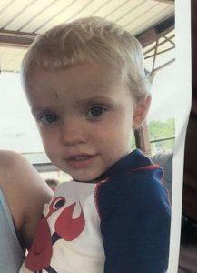 Missing Stanton toddler found in cornfield