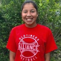Emma Faith Reza, 13, Alliance