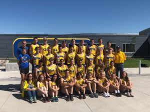 (Listen) 2019 Gering Cross Country Team Starting to Take Shape