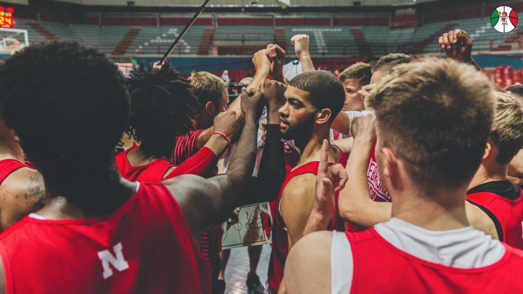 Cheatham, Burke Lift Huskers to Victory in Italy