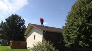 Local roofing companies keeping busy in wake of hail storms