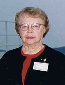 Annabelle Holmes, 89, of Gothenburg, Nebraska