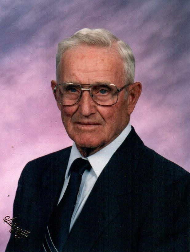 Harry A. Maier, 96, Gering