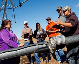NCTA meets agriculture's interests