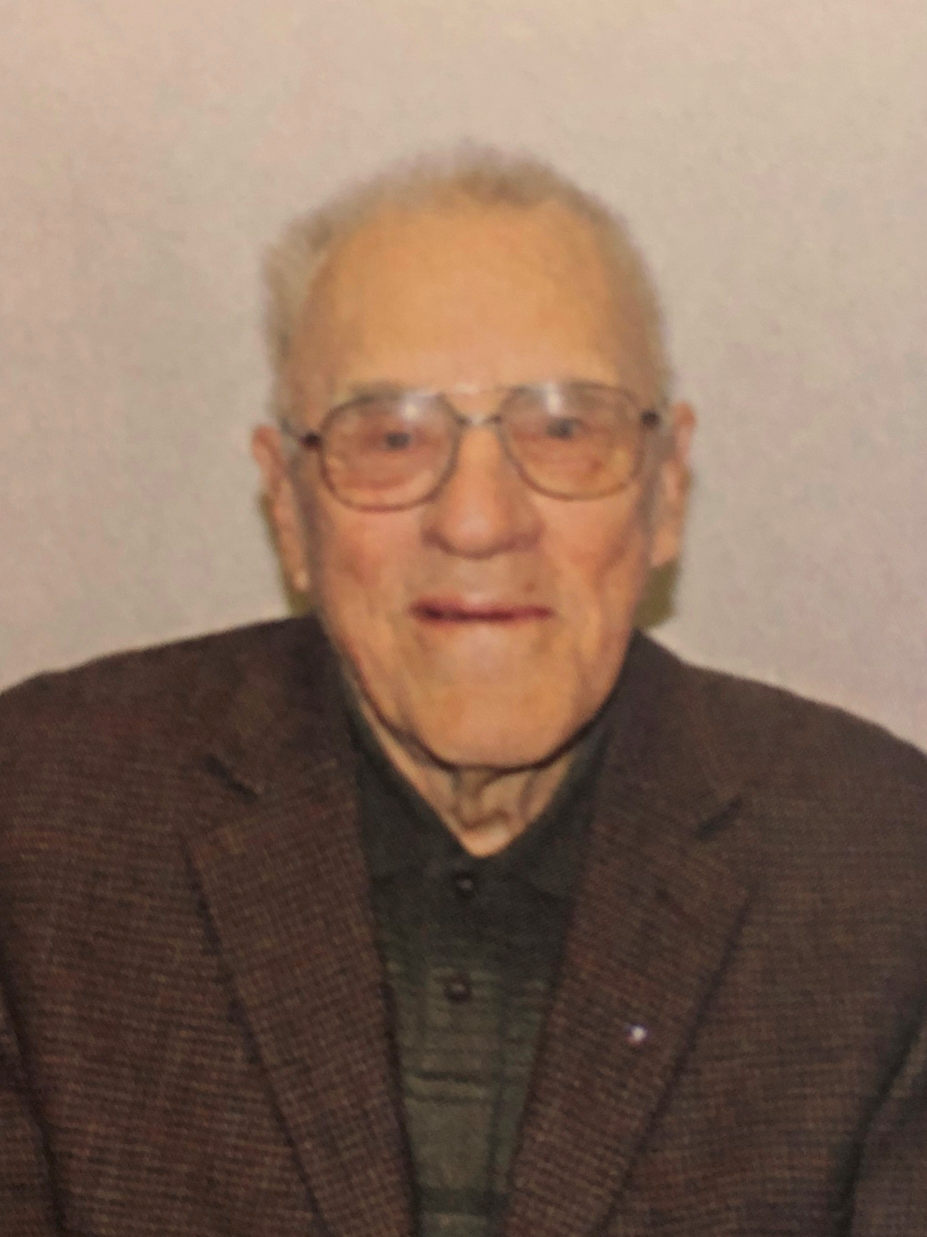 Harold Peterson, 91, of Gothenburg, Nebraska