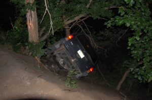 Madison County Pursuit Ends  In Stanton