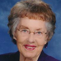 Dorothy Clara (Luhman) Schmid, Centennial, Colorado, formerly of Holbrook, Nebraska