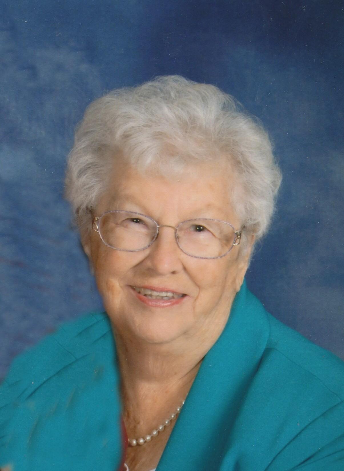 Doris (Mrs. Harlan) Kuester, age 79. of Stanton, Nebraska