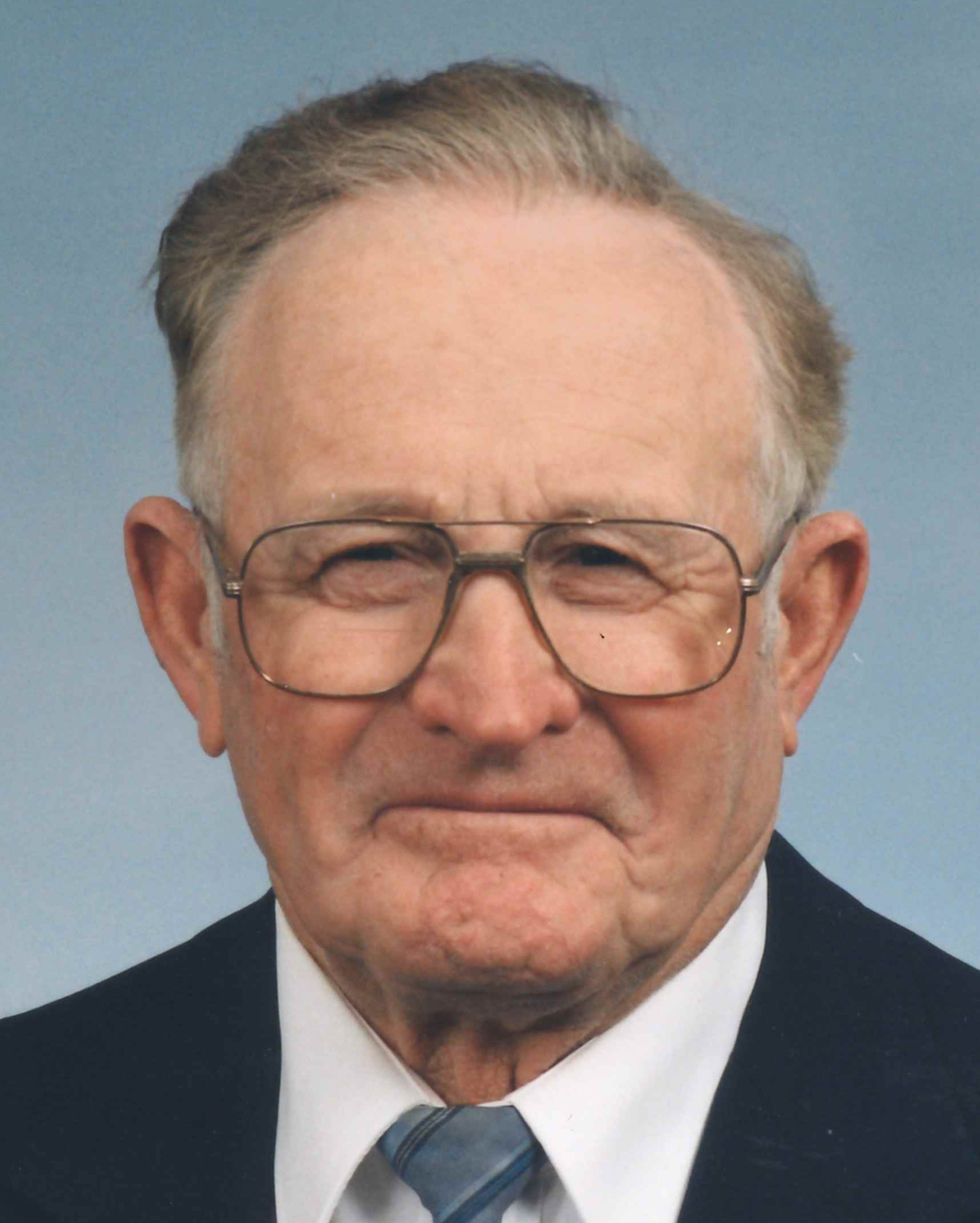Kenneth Edwin Fischer, 97 years of age, of Alma